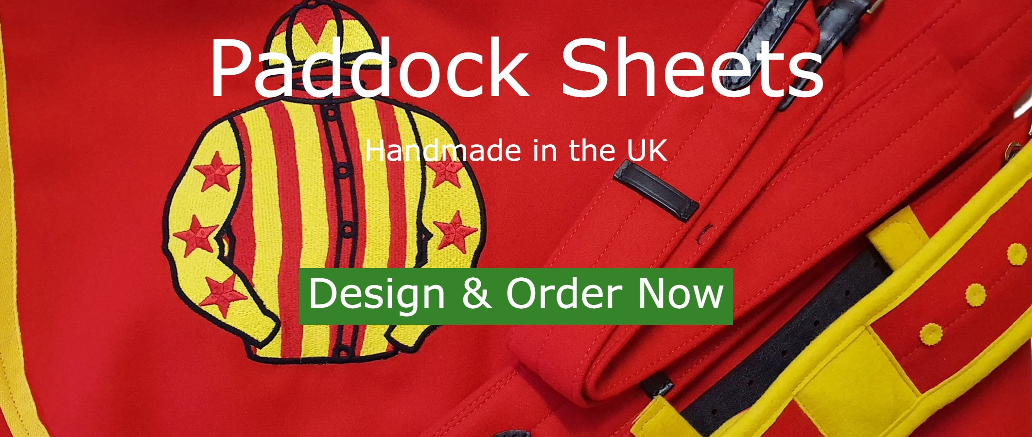 Design Melton Paddock Sheets