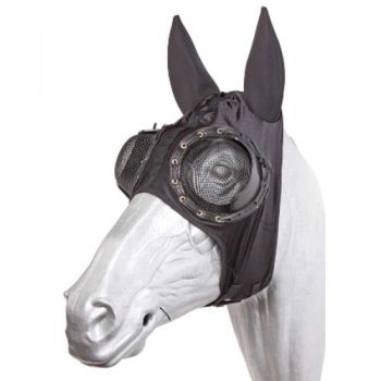 Zilco Lycra Mesh Pacifier Race Hood with neoprene ears