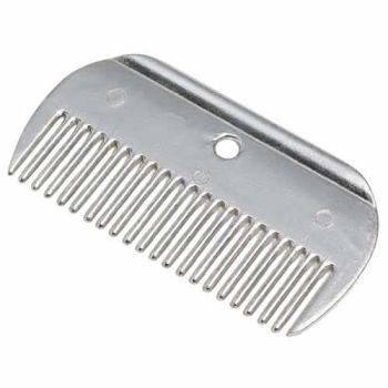Mane Comb - Large  Aluminium